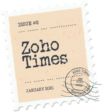 Zoho Times Stamp