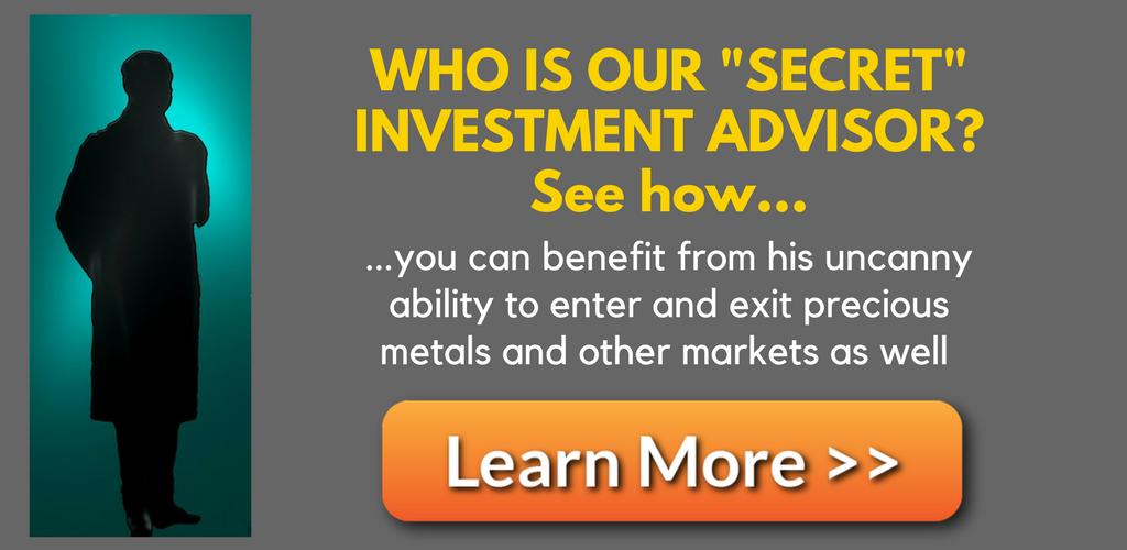 Our secret Investment advisor