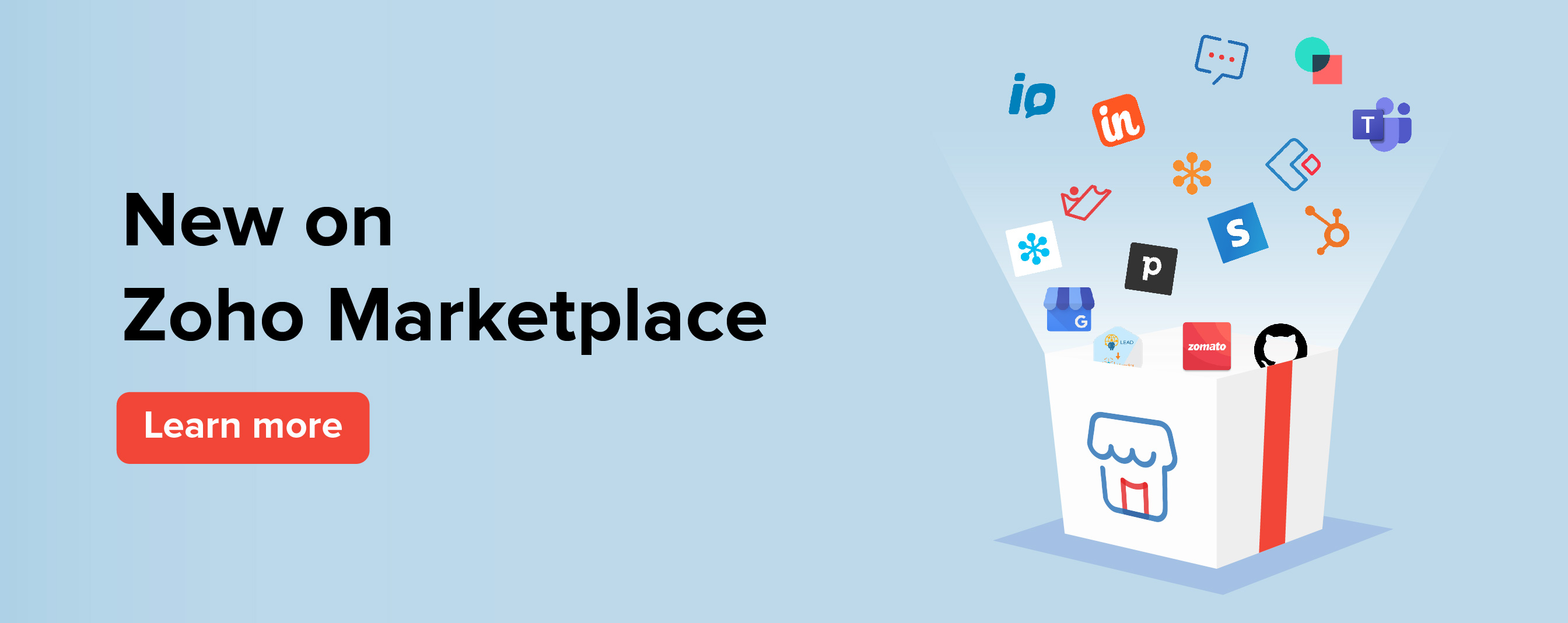 See what's new on Zoho Marketplace for February 2020