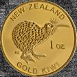 Gold Kiwi Coin