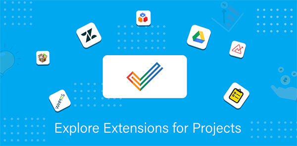 Explore Extensions with Projects