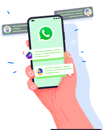 Leveraging WhatsApp for customer communication