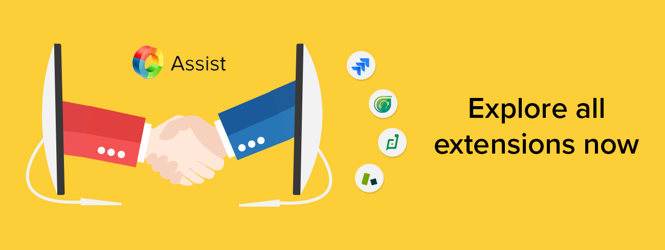 Explore Extensions for Assist