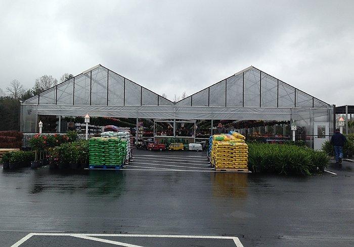 Red's Home & Garden Appalachian Greenhouse