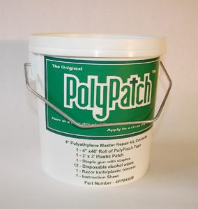 Poly-Patch Repair Kit