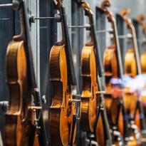 Les instruments du Musée de la musique