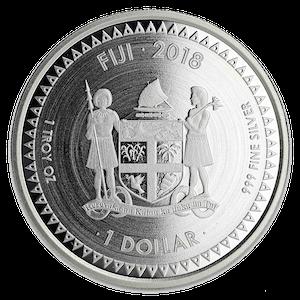 Silver 1oz coin
