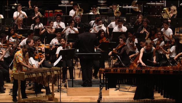 Concert d'ouverture de l'année de la Colombie
