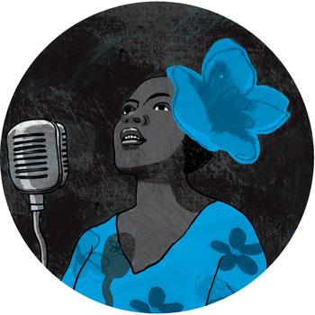 Billie Holiday Passionnément