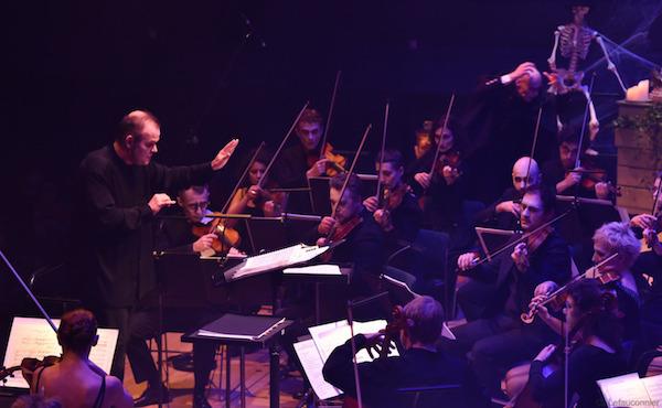 Concert Sorciers et sorcières - Les Siècles