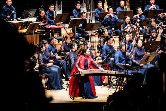 Grand concert du nouvel an chinois