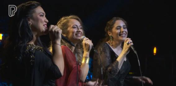 Hommage aux grandes divas : Abeer Nehme - Mai Farouk - Dalal Abu Amneh