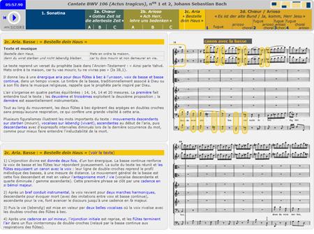 CANTATE BWV 106