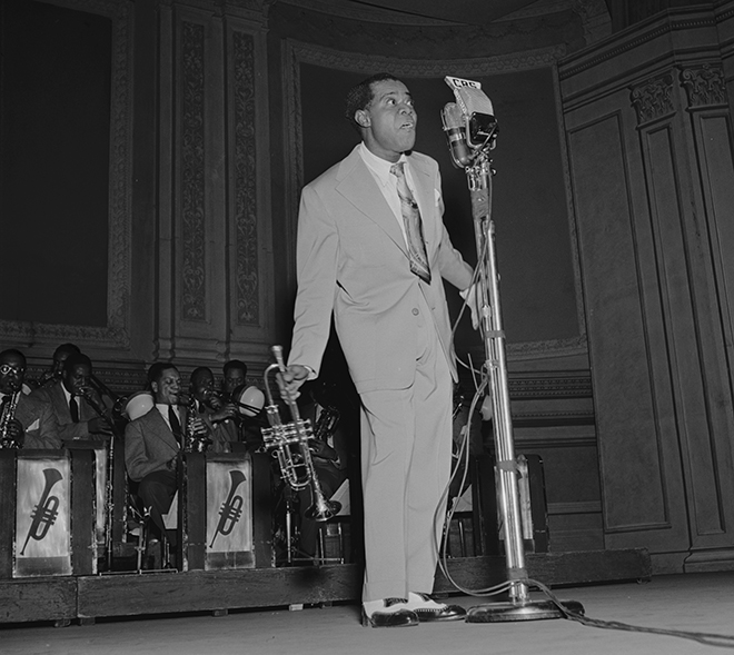 Louis Armstrong à Carnegie Hall