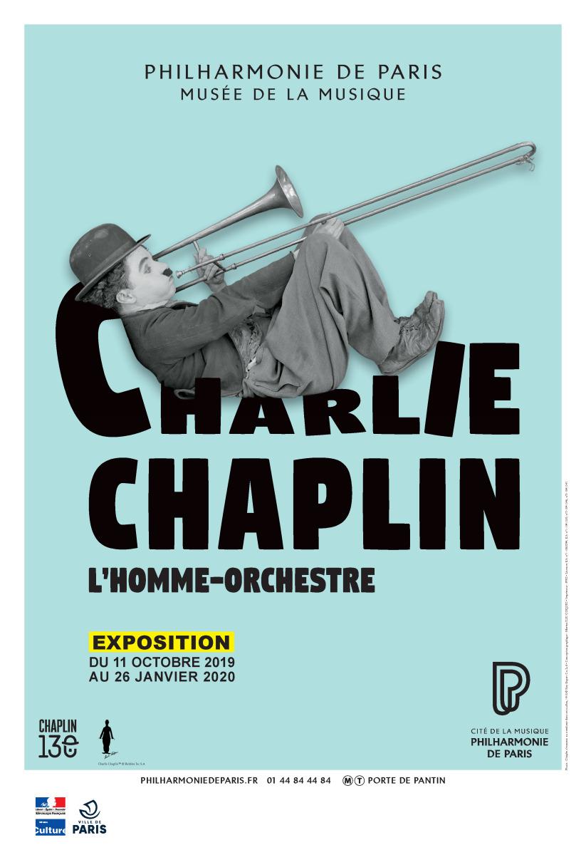 exposition Charlie Chaplin