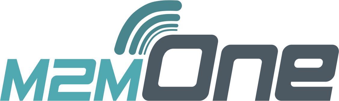 M2M One logo