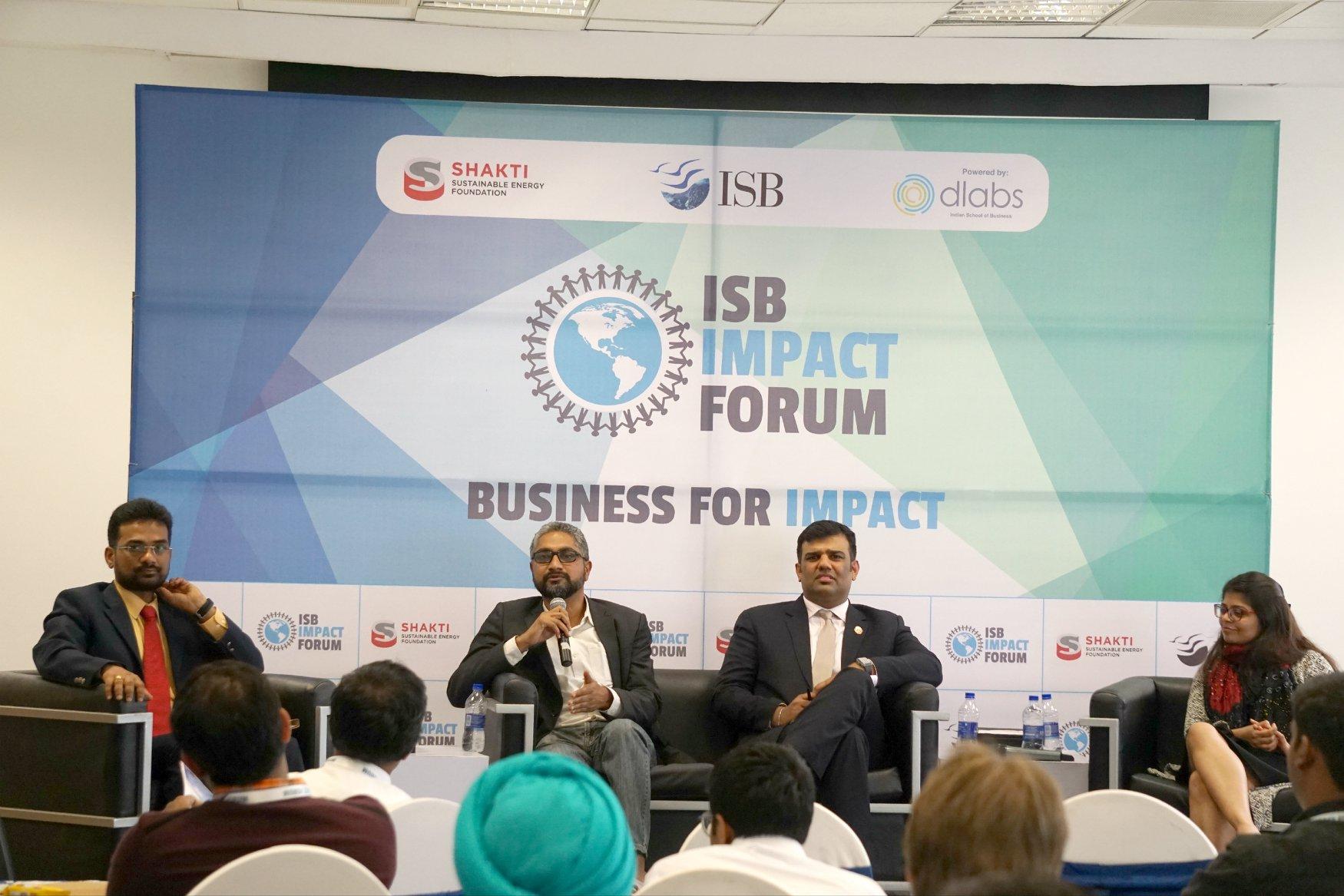 ISB Impact Forum