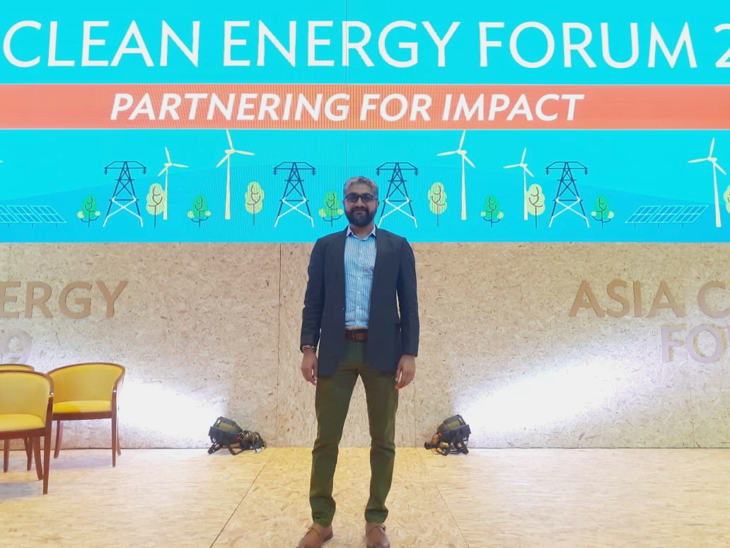 Asia Clean Energy Forum