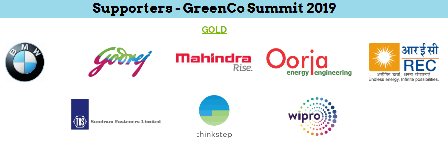 GreenCo Gold Sponsors