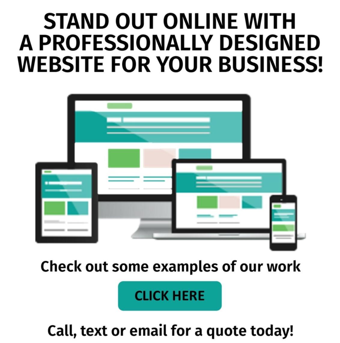 Website Design Ad