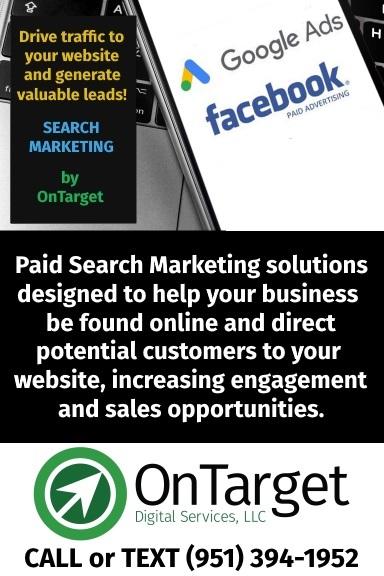 Search Marketing Ad