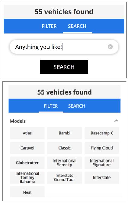 Jazel Website Search