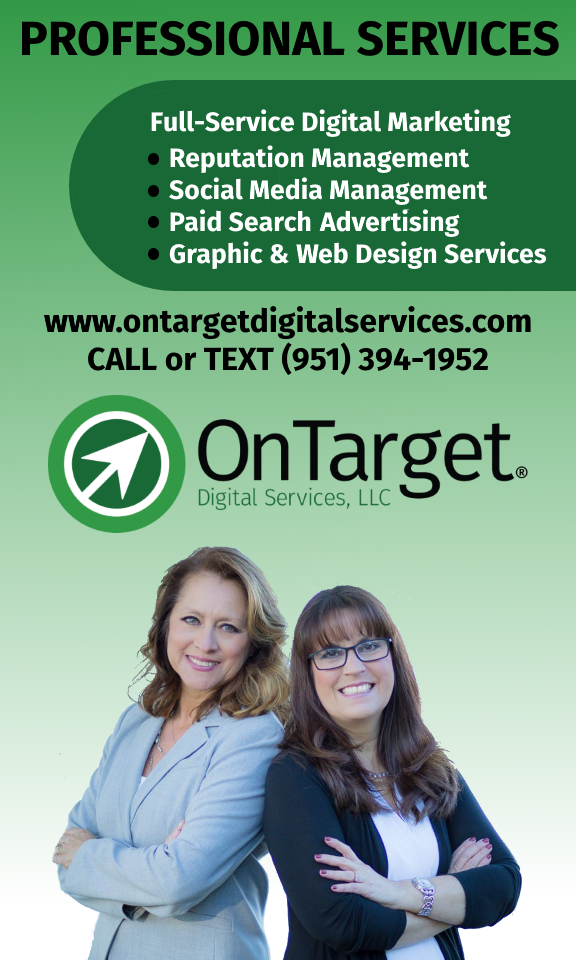 OnTarget Professional Services Ad