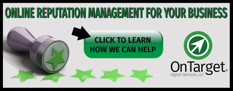 Online Reputation Management by OnTarget
