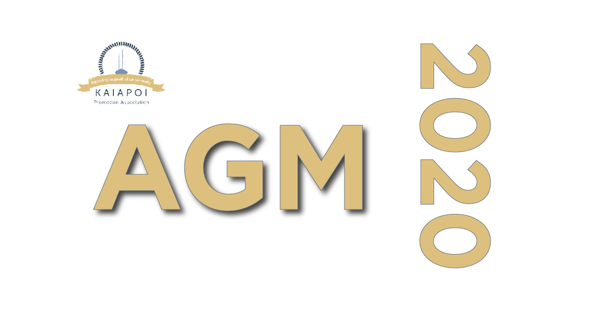 AGM 2020 - July 1st