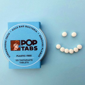 Tooth tabs