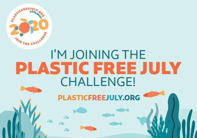 Plastic Free July 2020