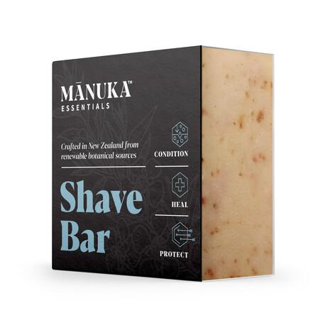 Shave soap bar