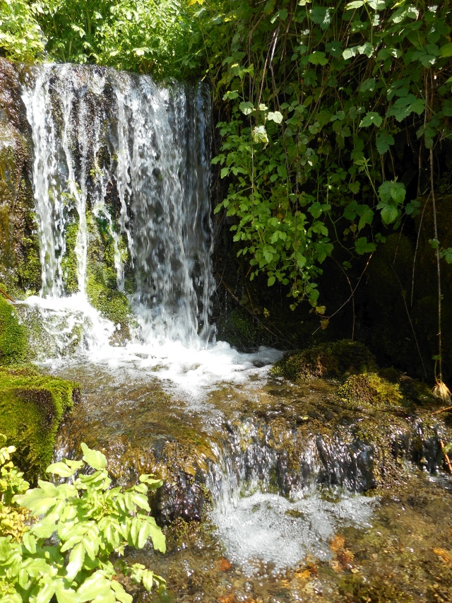 Waterval in Moniat