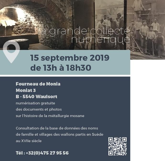 Grande Collecte 15/09/2019