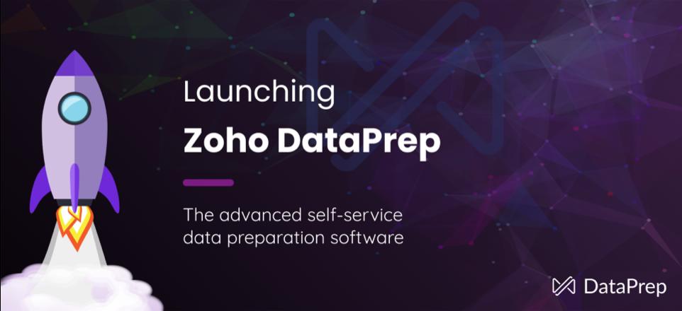 Zoho DataPrep