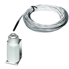 Wireless Freezer RTD - 3-wire stainless steel with Glycol bottle kit