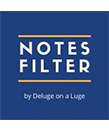 Notes Filter for Zoho CRM