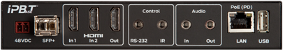 4 zc v8 31972000008620004 IPX 4K 10G Transceivers Shipping this Month