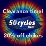 50cycles 2015 Clearance