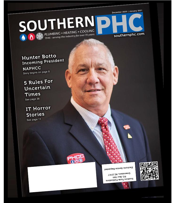 Southern PHC Dec 2020 Jan2021