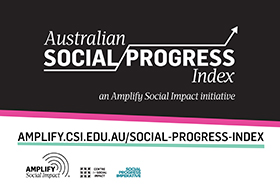 Australian Social Progress Index