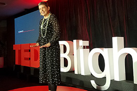 Dr Emma Lee - TEDx Bligh Street