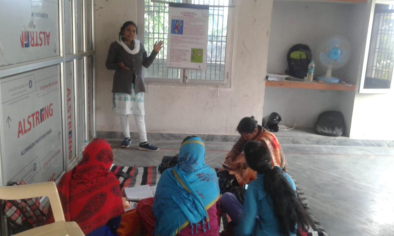 Master trainers visit Muzaffarpur Bihar