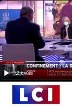 Philippe Laurent, Grand Soir LCI
