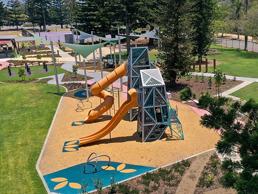 UQ Playground Playscape Creations