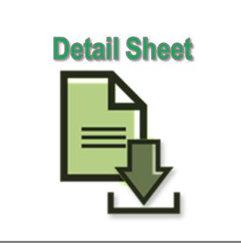 Detail Sheet