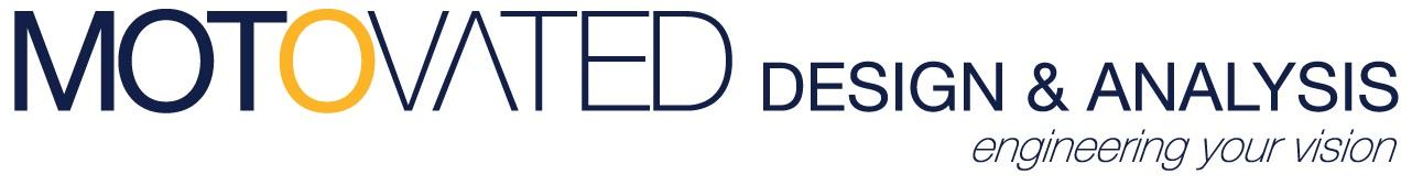 Motovated Design & Analysis Logo