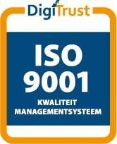 ISO 9001 keurmerk