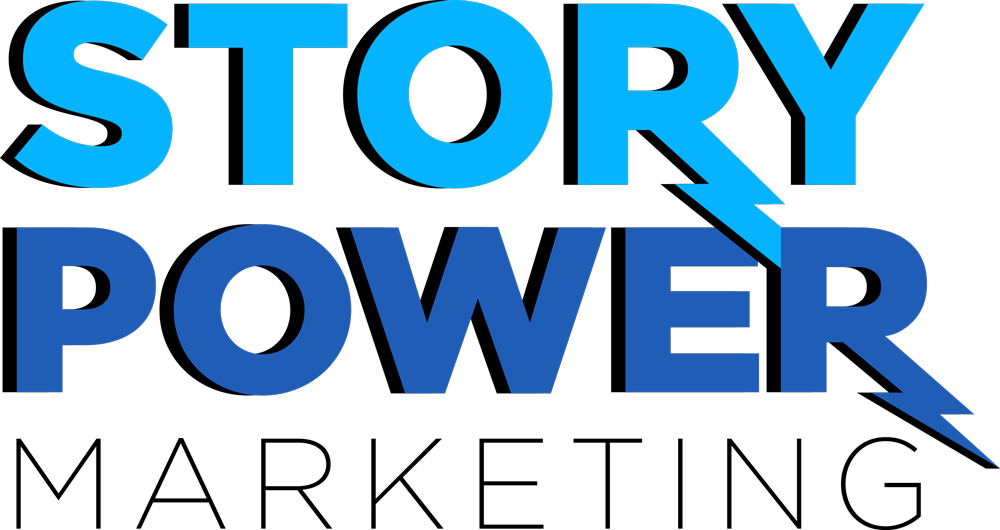 Story Power Marketing Logo