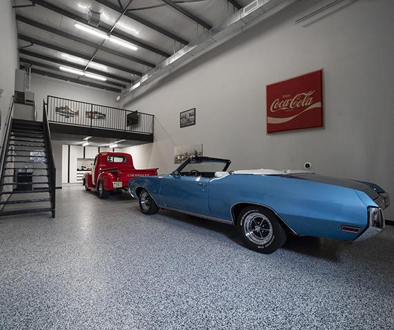 Monte Carlo Garages Feature